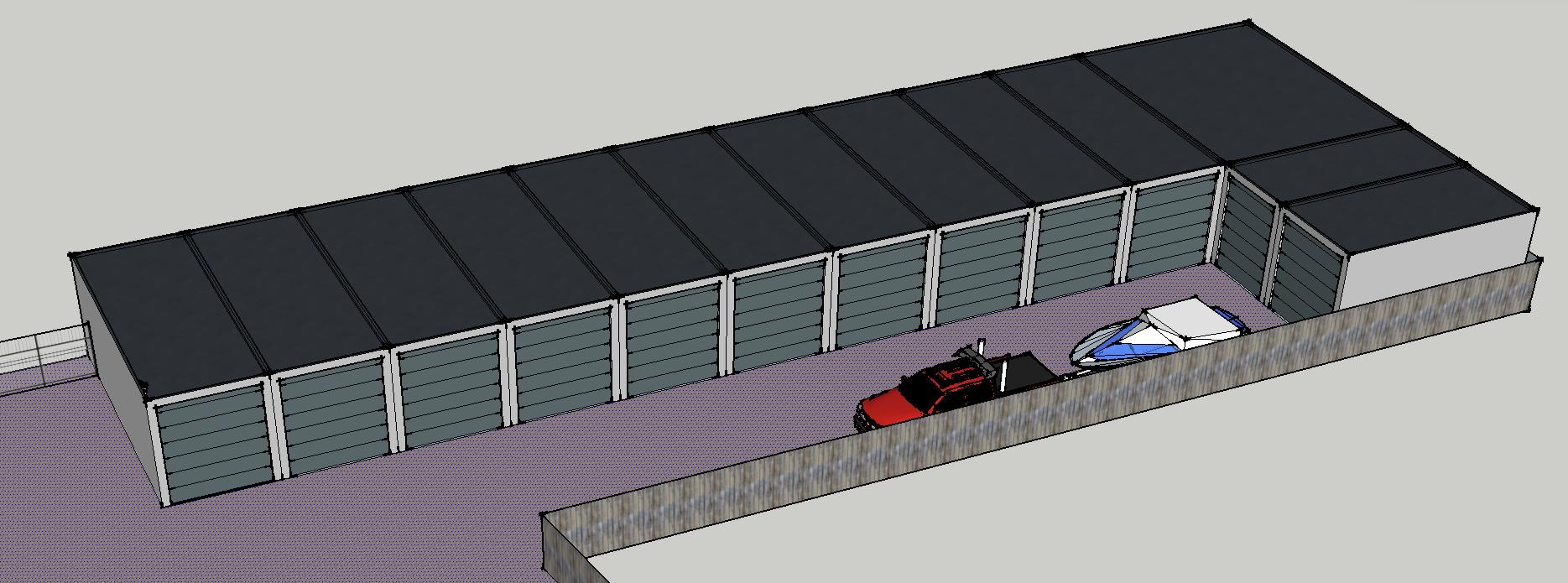 12 mega garages